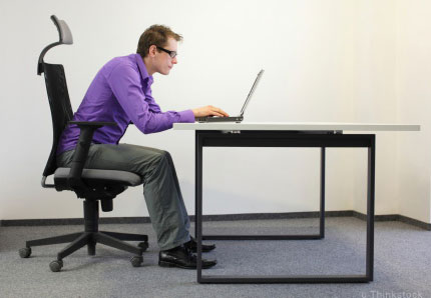 Office Pilates and Back Pain